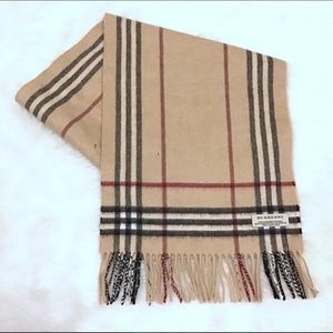 BURBERRY | Cashmere / Wool Scarf